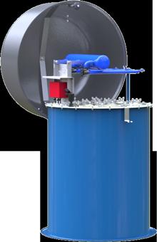 Filtre pour silos INFA-JETRON AJB